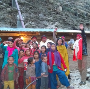 GREAT Nepal successfully completed Power Output Testing of Phedi Khola MHP, Narku VDC, Dolpa. The project site is located at Narku VDC-9 of Dolpa district. The potential load centers of the project comprise of 130 HHs of ward no 6, 7, 8 and 9 of Narku VDC and 10 HHs of ward no 9 of Kalika VDC