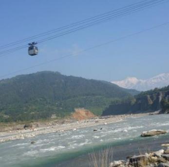 seti cable car nepal